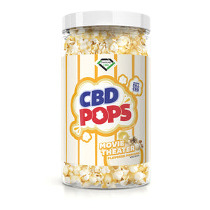 Diamond CBD - Popcorn Movie Theatre 100mg