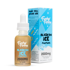 Funky Farms - CBD Tincture Alaskan Ice 30ml