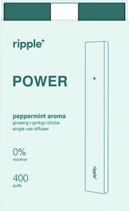 Ripple - Device Power Peppermint Aroma 1ct