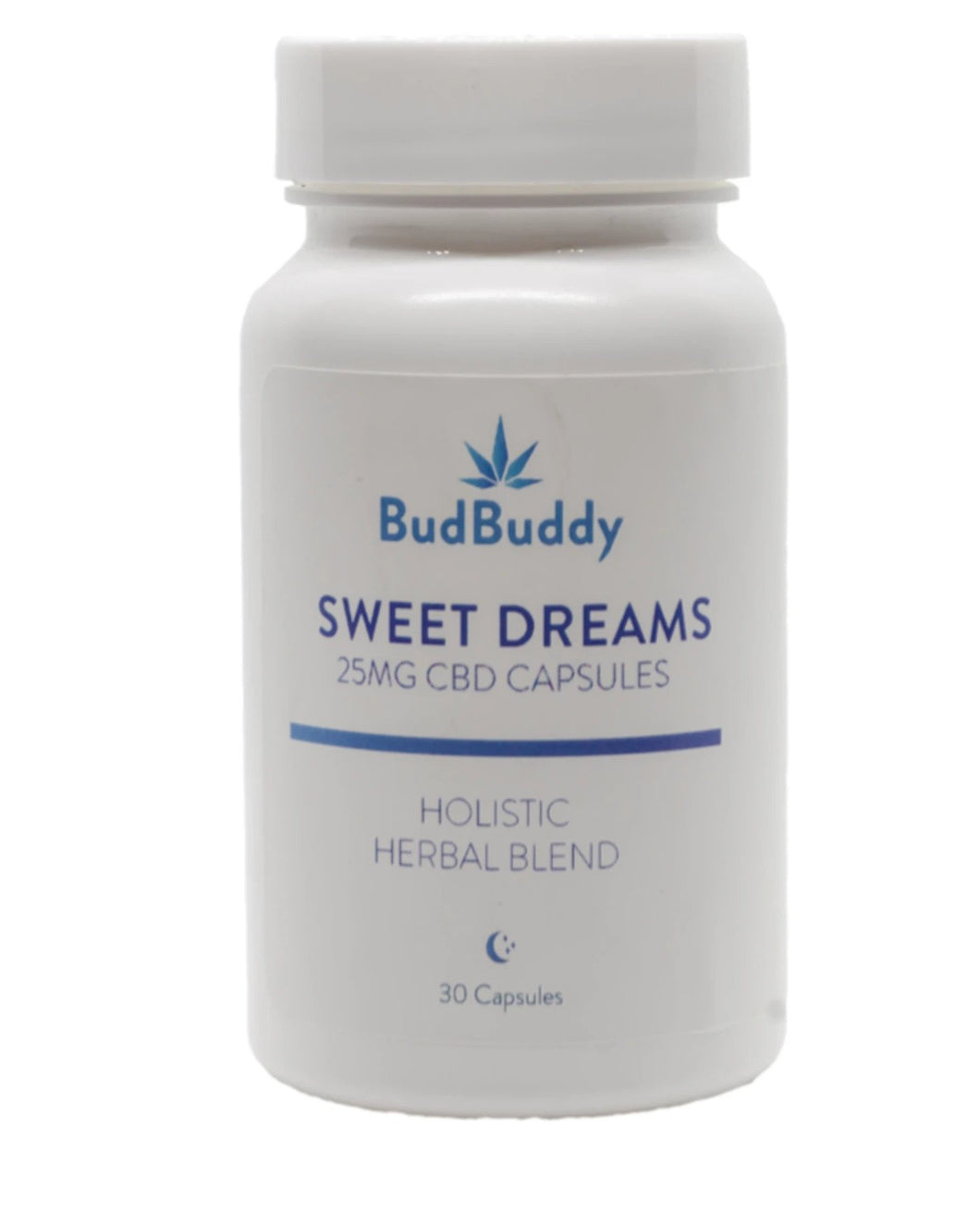 BudBuddy CBD - Capsules Sweet Dreams 30ct