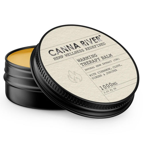 Canna River - CBD Topical Balm 1000mg
