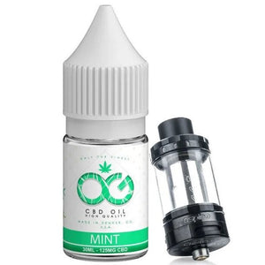 OG Laboratories - CBD E-liquid Juice Mint 30ml