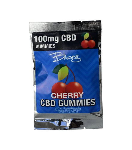 Bhang CBD - Gummies Cherry Bomb Pouch 100mg