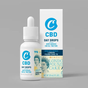 Cookies CBD - Tincture London Pound Cake 30ml