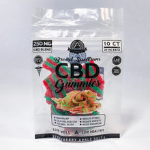Load image into Gallery viewer, Illuminati CBD - Gummies Broad Spectrum 250mg