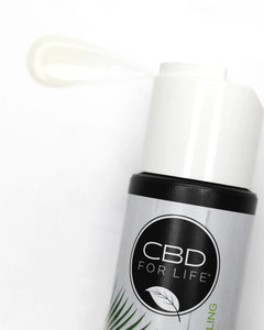 CBD For Life - Hair Care Shampoo 10 fl oz.