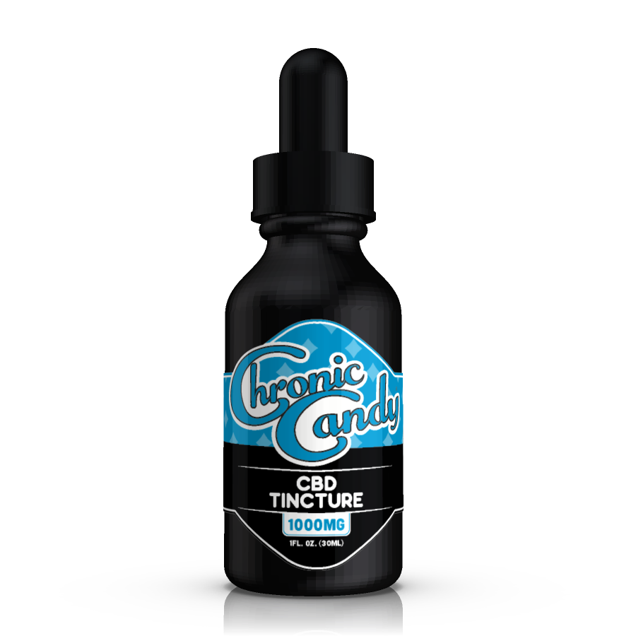 Chronic Candy - CBD Tincture Blueberry 30ml