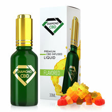 Load image into Gallery viewer, Diamond CBD - Oil Gummy Bear Tincture 30ml.
