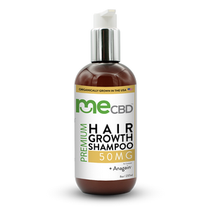MeCBD - CBD Hair Care Hair Growth Shampoo +AnaGain® 8oz. For Sale