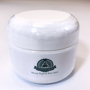Illuminati CBD - Topical Pain Salve 1000mg