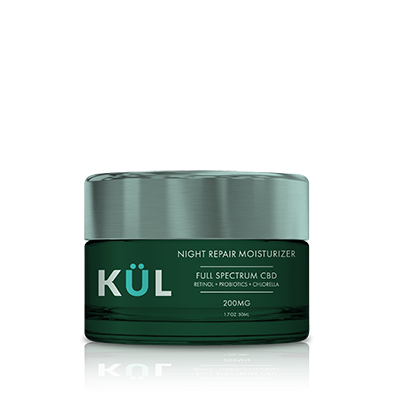 Kul CBD - Skin Care Night Moisturizer 50ml