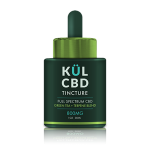 Kul CBD - Tincture Full Spectrum Green Tea 800mg