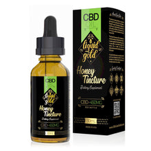 Load image into Gallery viewer, Liquid Gold - CBD Tincture Honey Oil 450mg (30ml)