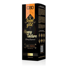 Load image into Gallery viewer, Liquid Gold - CBD Oil Honey Tincture 550mg (30ml)