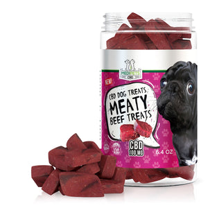 MediPets - CBD Pet Dog Treats Meaty Beef 100mg