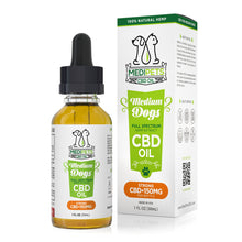 Load image into Gallery viewer, MediPets - CBD Pet Drop Oil Medium Dogs Strong Strength 150mg (30ml)