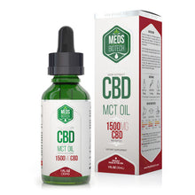 Load image into Gallery viewer, Meds Biotech - CBD Oil Full Spectrum MCT 1500mg (30ml)