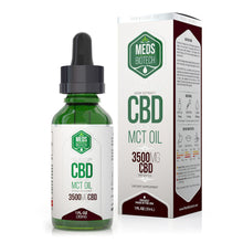 Load image into Gallery viewer, Meds Biotech - CBD Oil Full Spectrum MCT 3500mg (30ml)