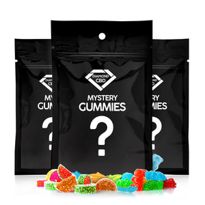 Diamond CBD - Gummies Edible Mystery 3 Pack