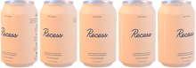 Load image into Gallery viewer, Recess - Hemp Extract Drink Peach Ginger 12oz.