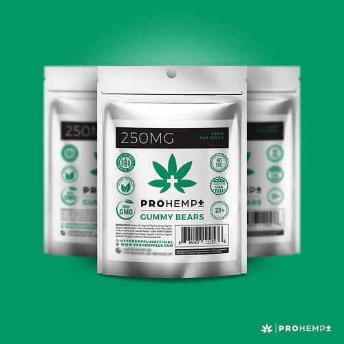 ProHemp Plus - CBD Gummies 250mg