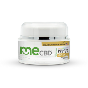 MeCBD - CBD Topical Radiation Cream 60ml For Sale