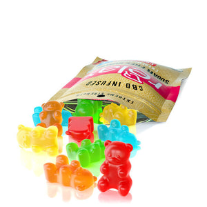 Relax - CBD Gummies Sugar Free 100mg