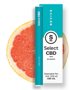 Select CBD - Pen Revive Grapefruit 250mg