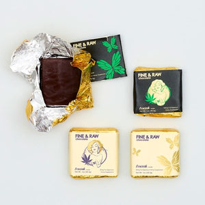 Toast Wellness - CBD Edible Chocolate Supplement