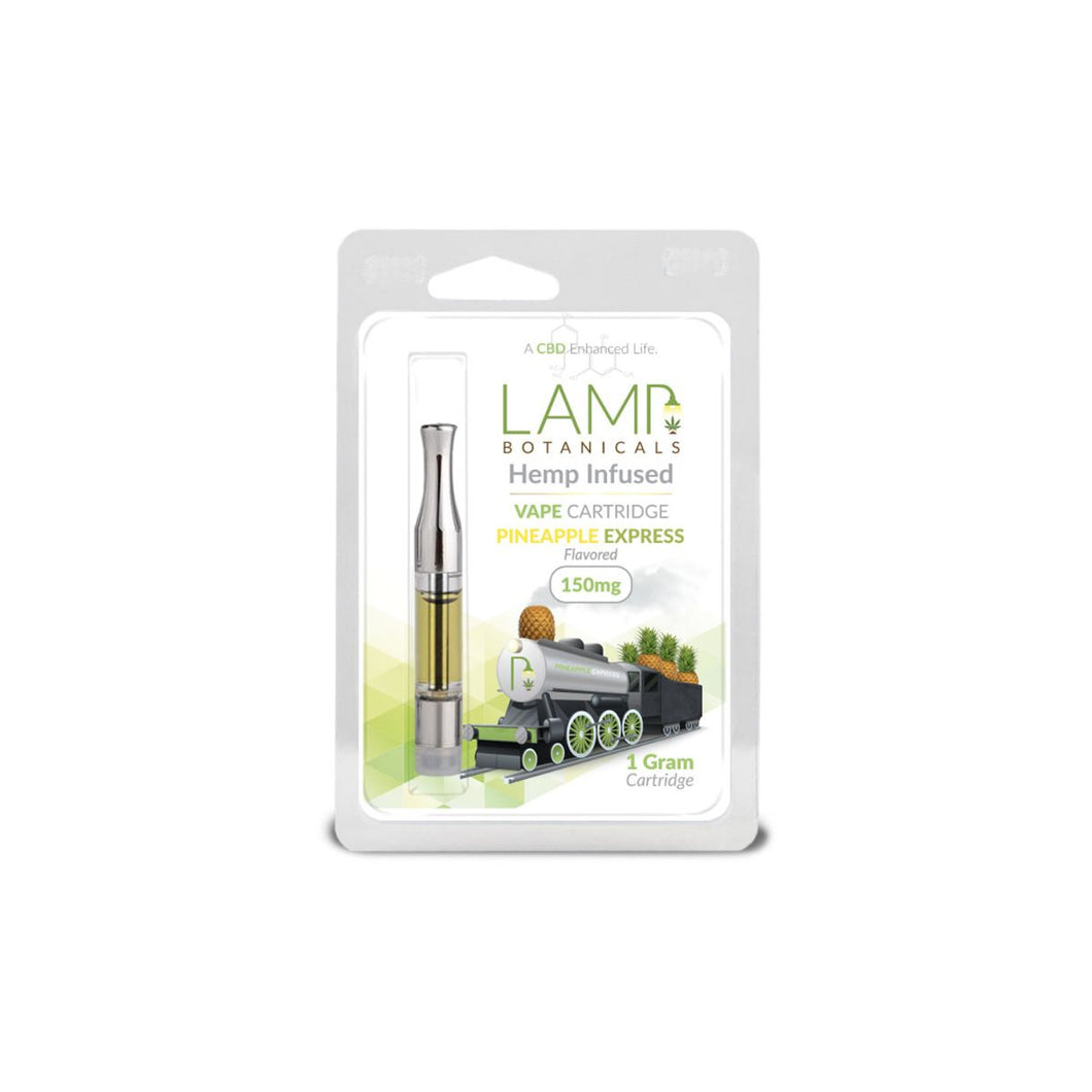 Lamp Botanicals - CBD Cartridge Pineapple Express 150mg