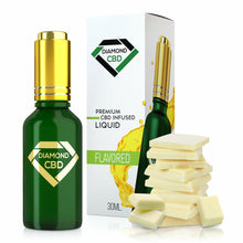 Load image into Gallery viewer, Diamond CBD - Oil White Chocolate Tincture 30ml.