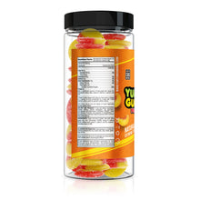 Load image into Gallery viewer, Yum Yum - CBD Gummies Edible Infused Peach Rings 1000mg