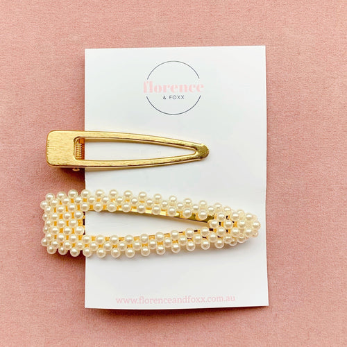 JESSICA CLIP SET (2 Pack)
