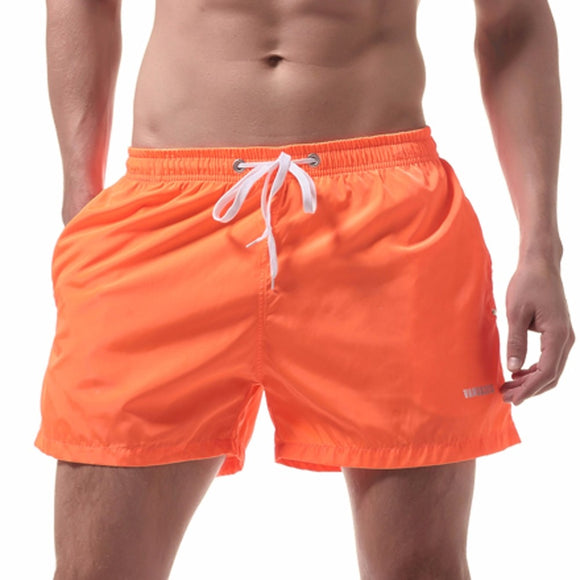 Swimsuit Men's Shorts Swim Trunks Quick Dry Beach Surfing Running Swimming Watershort maillot de bain homme bathing suit