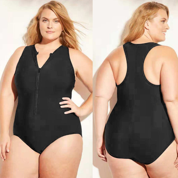 One Piece Razor Back Monokini