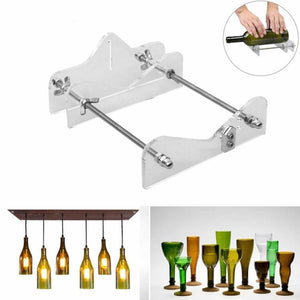 Creative DIY Glass Bottle Cutter Tools