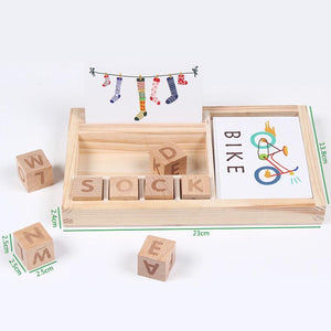 Spelling Words Game