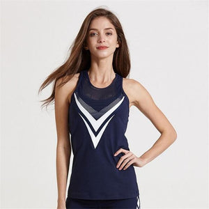 Women's Running Vest Professional Quick-drying Fitness Tank Sport Top