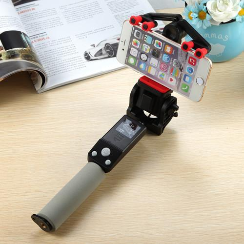 360 Degree Rotation Wireless Selfie Stick