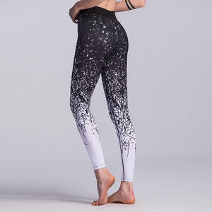 Yoga Fitness Running Compression Tights