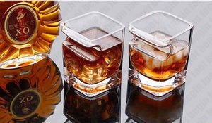 Cigar Holder Whiskey Glass
