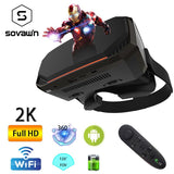 SOVAWIN All in One 360º Immersive VR Glasses with FREE SOVAWIN 035 VR Bluetooth Gamepad