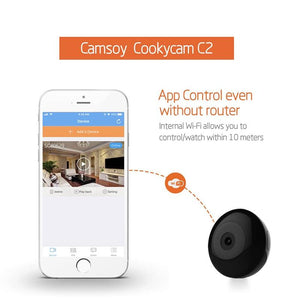 C2 Smart Mini Wireless Camera 1080P