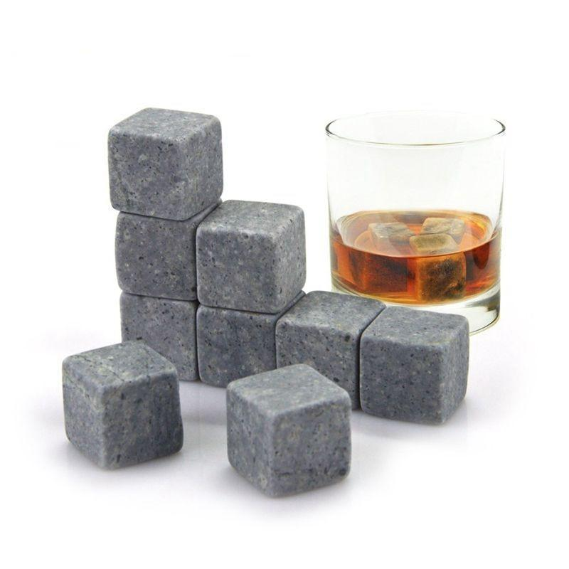 Whiskey Stones Reusable Ice Cubes