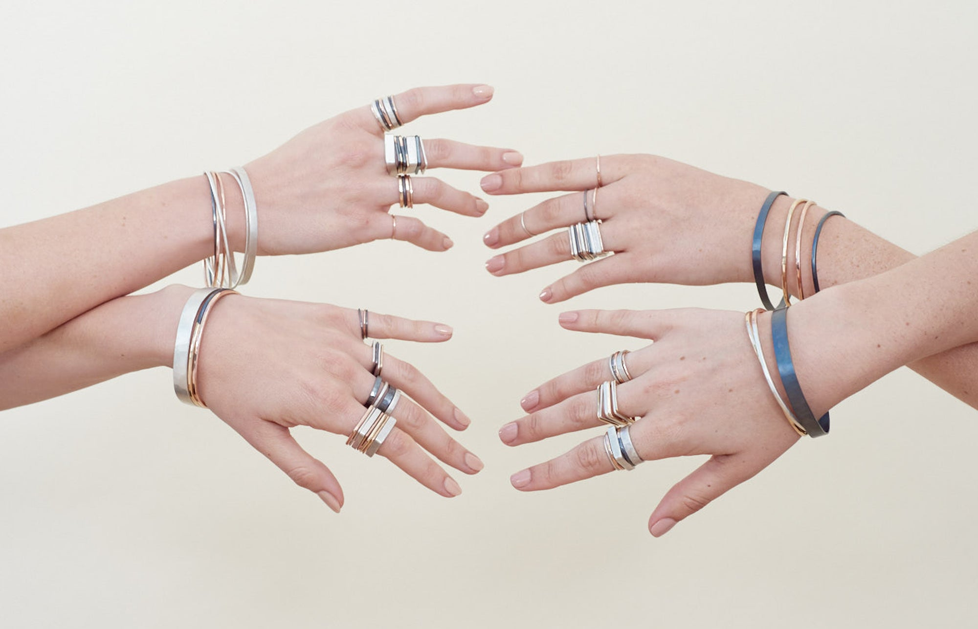 Build Your Dream Stack Ring Set!