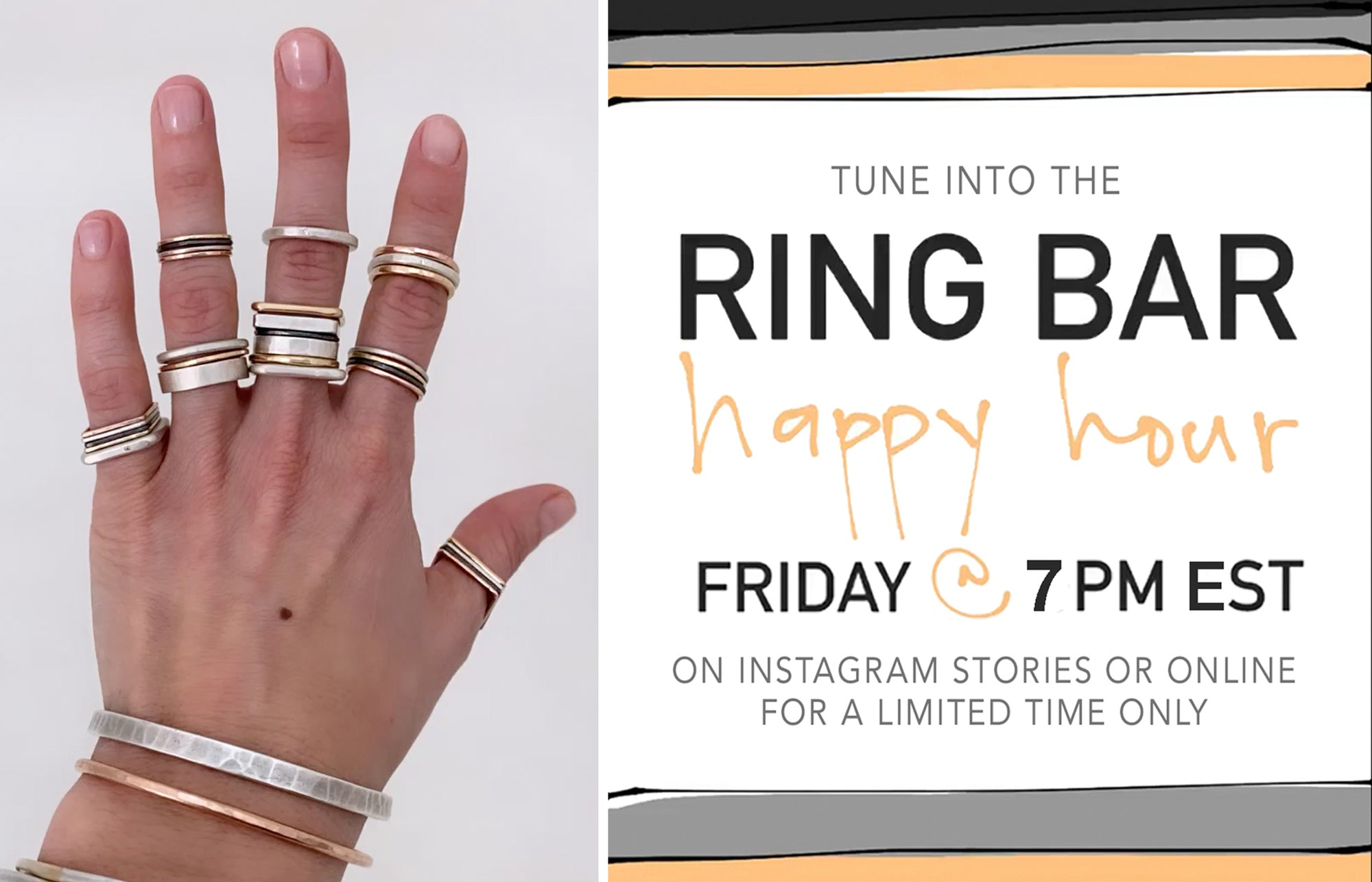 The Ring Bar Happy Hour is Back!