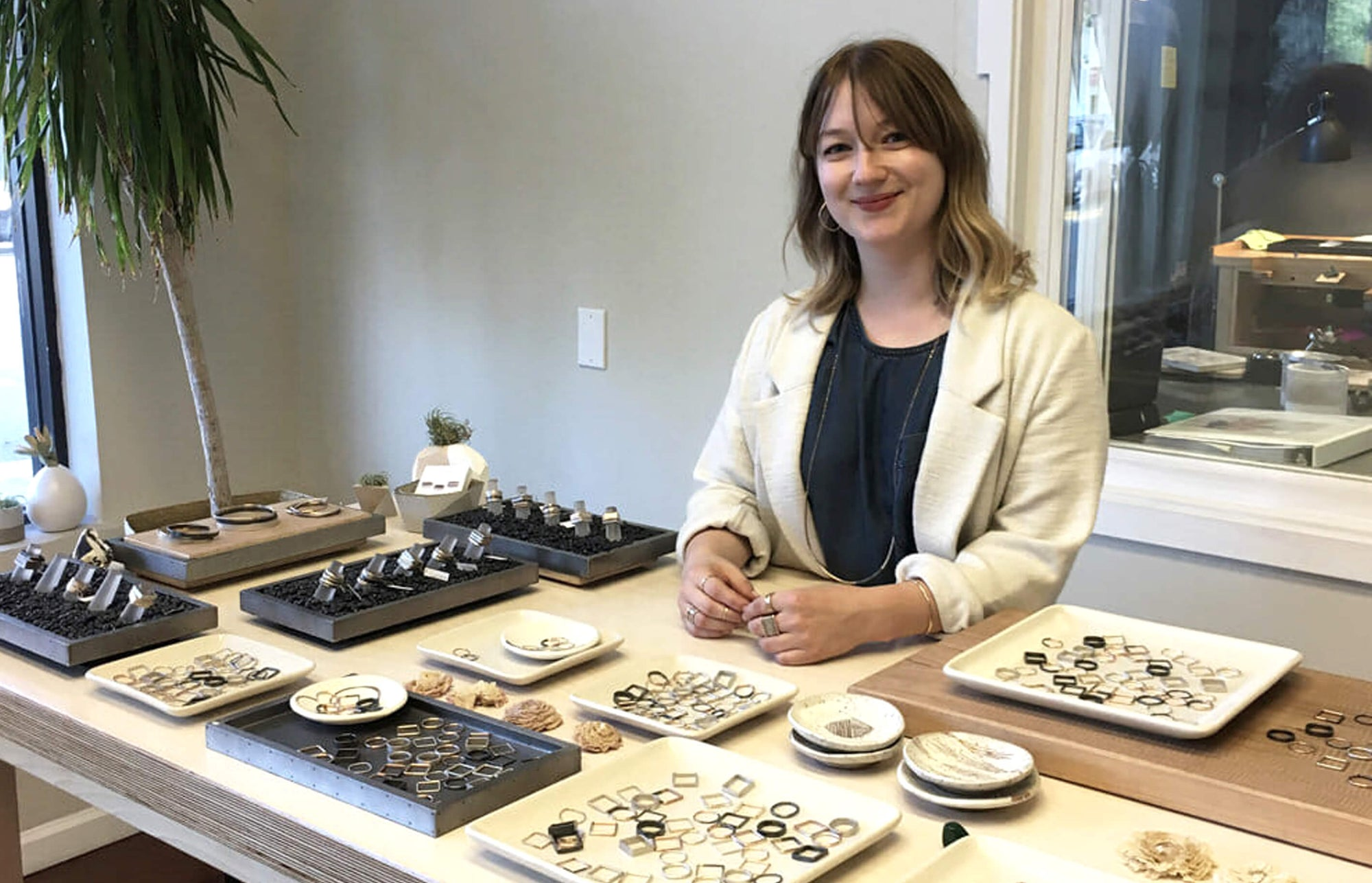 Team Spotlight: Samantha, Jewelry Extraordinaire