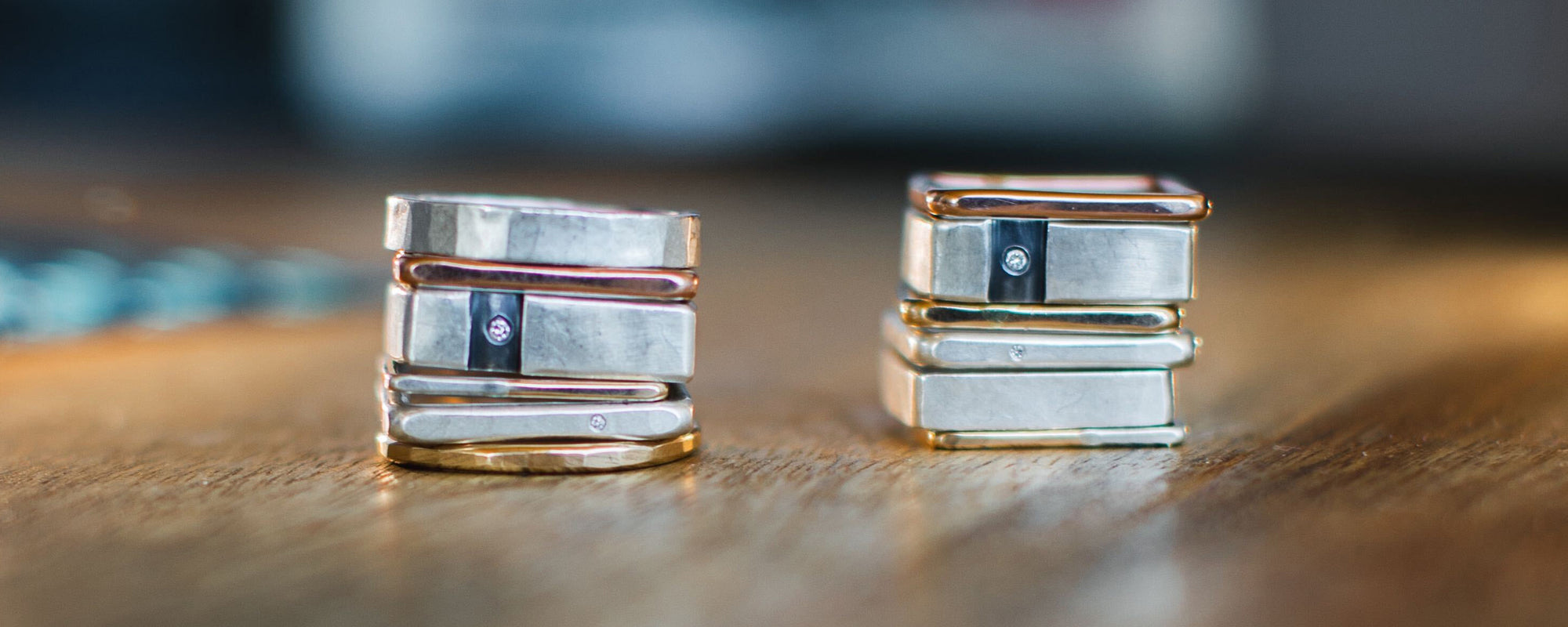Limited Edition Stack Ring Sets