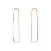 Large Fragment Pull-Through Hoop Earrings (NEW!)