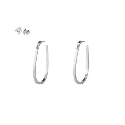 Small Orion Hoop Earrings